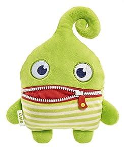 Schmidt Spiele Limo Monstruo Felpa Verde, Rojo, Color Blanco - Juguetes de Peluche (Monstruo, Verde, Rojo, Color Blanco, Felpa, Niño/niña, 6 g)