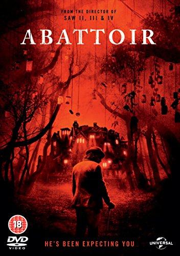 Bild von Abattoir DVD [2016] [UK-Import]