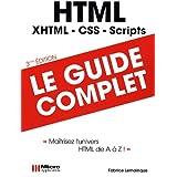 HTML : Maîtriser l'univers HTML de A à Z