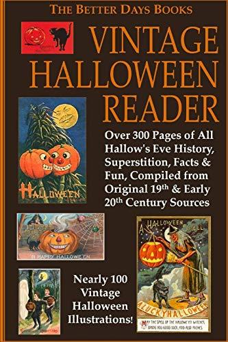 s Vintage Halloween Reader ()