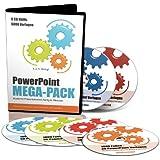 NEU: 6000 PowerPoint Vorlagen - 3D MEGA-PACK 6er CD-Set - Präsentationen fertig in Minuten -- Mit über 6000 PowerPoint Vorlagen für Business, Kommunikation, Marketing, Manager, Redner, Speaker, Vertrieb, Verkauf, Rechtsanwälte, Lehrer, Ärzte, Professoren, Sales, Personal, Teams, Vorträge etc. - für Microsoft PowerPoint 2003, 2007, 2010, 2013 - *** INKLUSIVE GUTSCHEIN FÜR 1 STUNDE TELEFONISCHER ECHTZEIT-PRÄSENTATIOS-CHECK IM WERT VON 200 EUR *** ---> www.memoryimpact.com