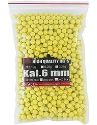 UMAREX COMBAT ZONE Airsoft bolas de 0,12 g 1,000 pcs
