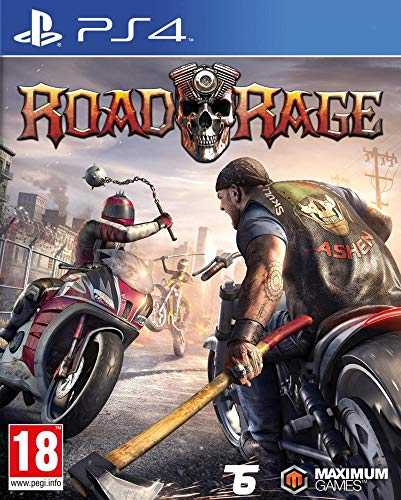 Road Rage (PS4) (New)