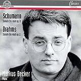 Brahms / Schumann: Sonate Becker