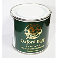 Oxford Blue Wax For Rewaxing Dressing In A Tin for Revitalise Wax clothes Jackets