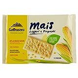 Galbusera Cracker con Farina e Olio di Mais con Vitamina e - 400 gr