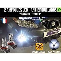 Bombillas LED antiniebla para Seat Ibiza 6J