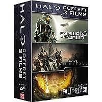 Halo Trilogie : 4 Forward Unto Dawn - Nightfall - Fall of Reach - Dvd