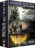 Halo - Coffret 3 Films : Halo 4 : Forward Unto Dawn + Halo : Nightfall + Halo : The Fall of Reach
