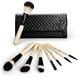 USpicy 8 pieces makeup brushes professional make up set