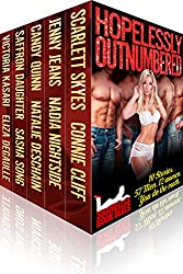 Hopelessly Outnumbered: 10 Stories. 57 Men. 12 Women. You Do The Math (Shameless Book Bundles 3)