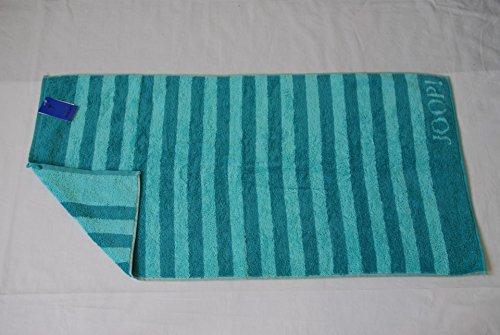 duschtuch joop Joop! Duschtuch Classic Stripes 1610 | 40 türkis - 80 x 150