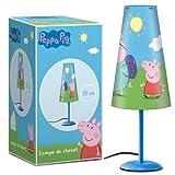 Peppa Wutz Nachttischlampe Leuchte Lampe Licht Peppa Pig Motiv 1