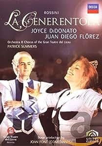 La Cenerentola, opéra de Gioachino Rossini (Gran Teatre de Liceu, Barcelona 2008) [Import italien]