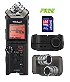 Best Tascam Memory Cards - Tascam Dr-22Wl Portable Recorder With A Free Patriot Review