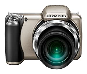 Olympus SP810 UZ V103020SE000 Appareil photo bridge 14,7 Mpix Zoom optique 36 x Argent