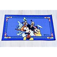 Al Salem Carpet Carpet Disney Walt Collection Carpet Animated Design Area Rug 057 CM X 110 CM STANDARD