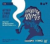 Sherlock Holmes 3 – Die Memoiren: Hörspiele mit Peter Pasetti, Matthias Ponnier, Horst Tappert u.v.a. (5 CDs)