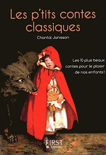 Petit livre de - Les p'tits contes classiques