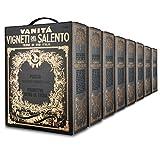 Farnese - Vigneti del Salento - Vanitá | Nero di Troia - Puglia IGT 2017er Primitivo trocken Bag-in-Box (8 x 3 Liter)