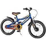 Bicicleta Niño 18 Pulgadas Extreme Blu