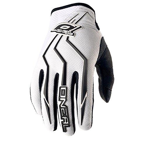 O\'Neal Element Handschuhe Weiß MX MTB DH Motocross Enduro Offroad Quad BMX FR, 0390-2, Größe XL