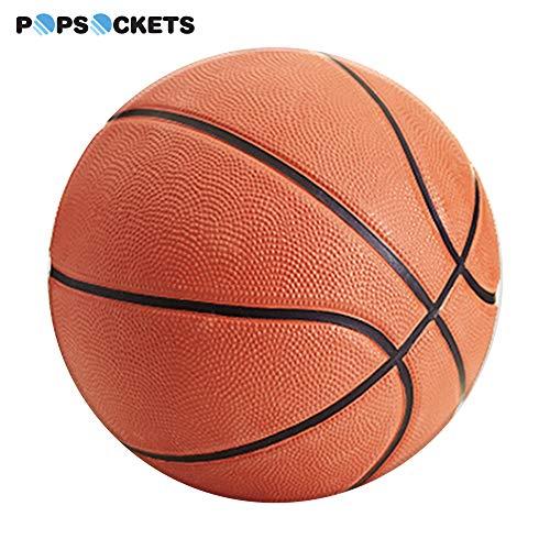 PopSockets 96504.0 Ausziehbarer Sockel und Griff für Smartphone/Tablet Basketball