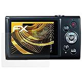 atFoliX Schutzfolie für Canon Digital IXUS 170/172 Displayschutzfolie - 3 x FX-Antireflex blendfreie Folie
