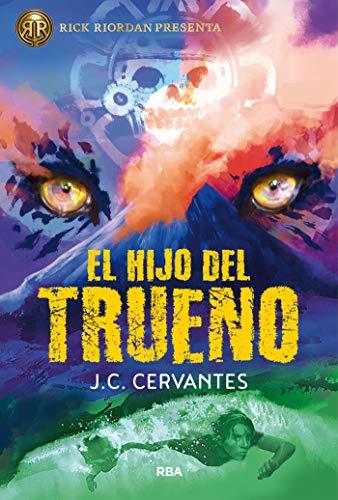 El hijo del trueno (FICCIÓN JUVENIL) eBook: Cervantes, J.C. ...