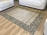 Tata Home Gilles Küchenteppich aus Polyester Dis. 50 160x235 Beige