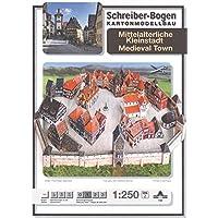 Aue-Verlag 33 x 27 x 10 cm Medieval Town Model Kit