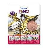 Staedtler 8781-26 - Fimo Blattmetall Kupfer, 10 Blatt im Kartonkuvert
