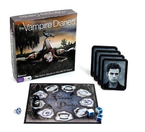 Vampire Diaries Board Game by Pressman Toy
