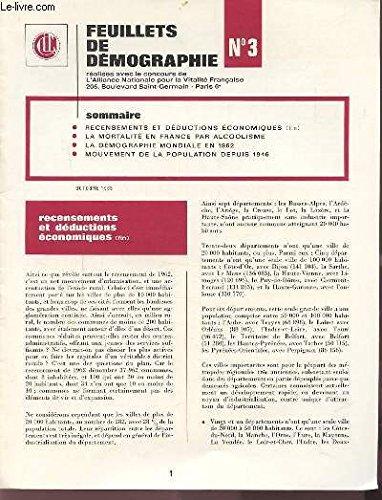 feuillets-de-demographie-n-3-recensements-et-deductions-economiques-la-mortalite-en-france-par-alcoolisme-la-demographie-mondiale-en-1962-mouvement-de-la-population-depuis-1946