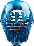 FLy Racing 2020 Kinetic K120 - Casco da motocross, 73-8621X, Blue White Red, XL