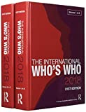 The International Who's Who 2018 -2 Volumes (A-Z)
