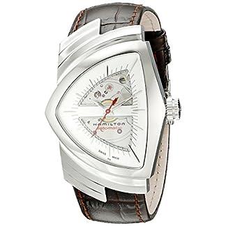 Hamilton H24515551 – Reloj para Hombres, Correa de Cuero