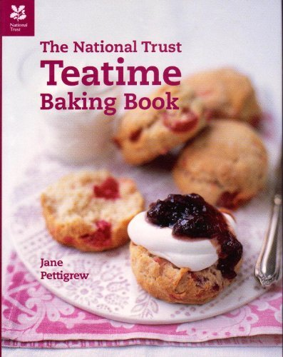The National Trust Teatime Baking Book