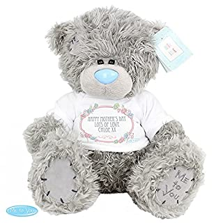 Me To You Tatty Teddy Personalised Bear - Ideal Gift For All Occasions, Mothers Day, Birthday
