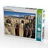 Ronda, Puente Nuevo. 1000 Teile Puzzle quer