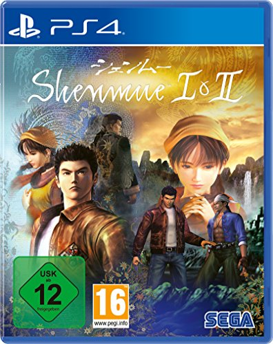 Shenmue 1 + 2 Collection