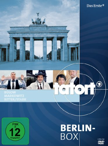 Tatort - Berlin-Box (3 DVDs)