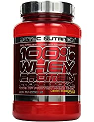 Scitec Nutrition Whey Protein Professional Lemon Cheescake, 1er Pack (1 x 920 g)