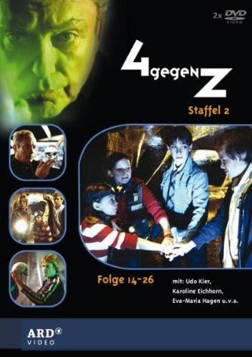 4 gegen Z - 2. Staffel, Folgen14-26 (2 DVDs) -