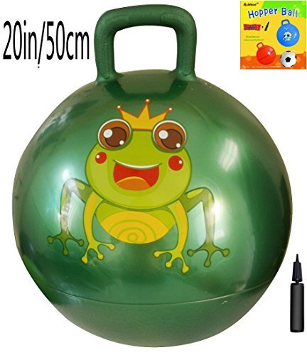 space-hopper-ball-with-air-pump-20in-50cm-diameter-for-ages-7-9-hop-ball-kangaroo-bouncer-hoppity-ho