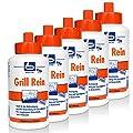 5x Dr. Becher Grill Rein für Grills, Fritteusen / 1 Liter
