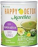 Karéléa Soupe Détox aux Légumes Verts et à l'Artichaut 300 g...
