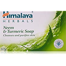 Himalaya Herbals Neem And Turmeric Soap, 125g