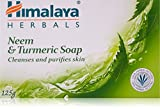 Himalaya Herbals Protecting Neem and Turmeric Soap, 125gm