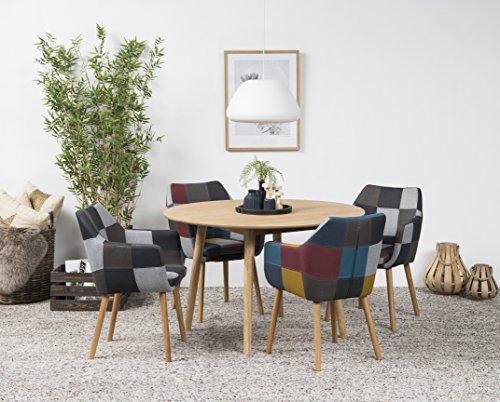 Esszimmerstuhl-Aus-Holz-Und-Leder + Ratgeber + Infos + Top-Produkte